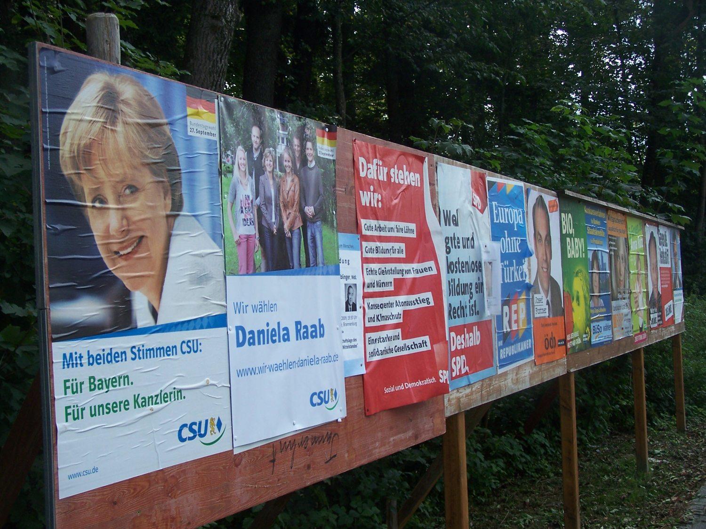 Wahltafeln Bundestagswahl 2009 rannenburg