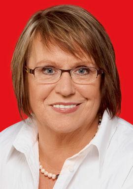 Angelika Graf, MdB und Direktkandidatin SPD